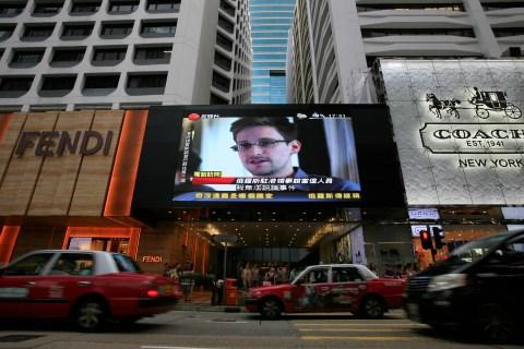 Hong Kong NSA Surveillance Hong Kong