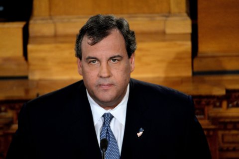 New Jersey Governor Chris Christie delivers State of the State Speech