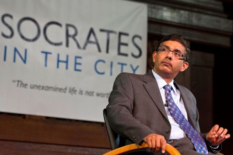 "The ""Socrates In The City"" Debate With Dinesh D'Souza And Bart D. Ehrman - Reception"