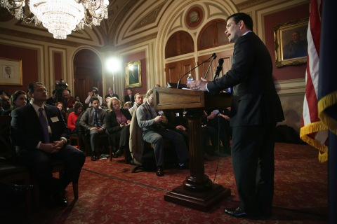 Marco Rubio Discusses US Anti-Poverty Programs