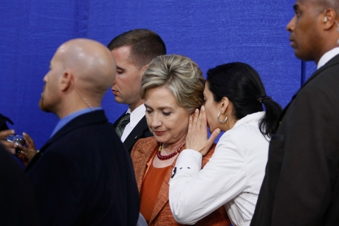 Hillary Clinton Continues Presidential Campaign