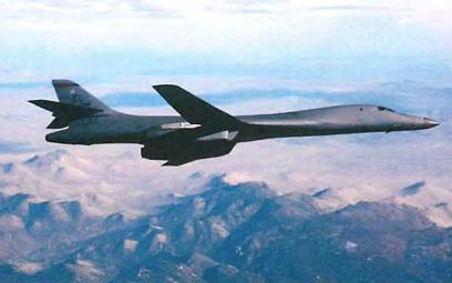 b1 in flight