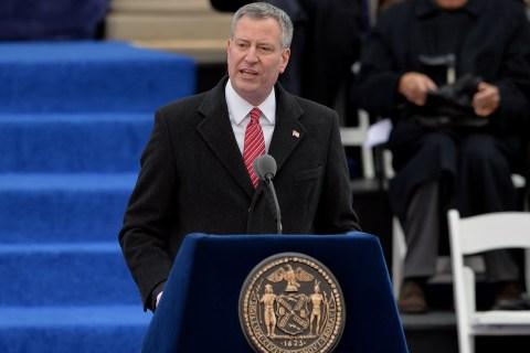 US-POLITICS-NEW YORK-MAYOR