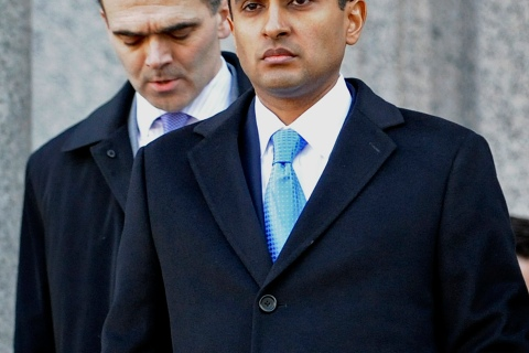 Former SAC Capital Advisors LP Portfolio Manager Mathew Martoma Found Guilty On Insider Trading Charges